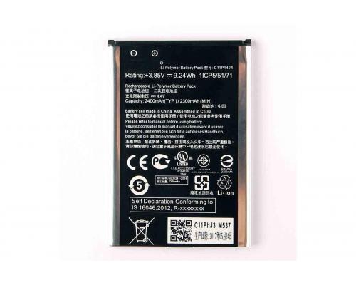 Аккумулятор для Asus ZE500KG/ZE500KL/ZenFone 2 Laser C11P1428 2400mAh
