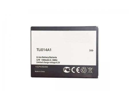 Аккумулятор для Alcatel 4010D/4027D/4030D/5020D/МТС 960 TLi014A1/TLi013BB 1400mAh