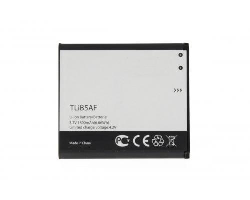 Аккумулятор для Alcatel 5036D/5035D/997/997D/5035 TLiB5AF 1800mAh