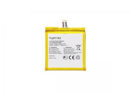 Аккумулятор для Alcatel 6012X/6012D/6014X/6015X/6016X/6016D TLp017A2/TLp017A1/TLi017A2 1700mAh