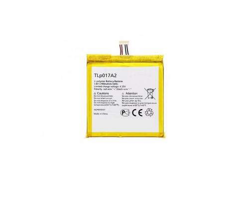 Аккумулятор для Alcatel 6012X/6014X/6015X/6016X TLp017A2/TLp017A1/TLi017A2 1700mAh