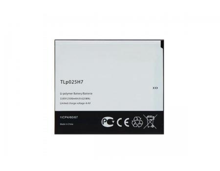 Аккумулятор для Alcatel Pop 4 5051D TLp025H7 2500mAh
