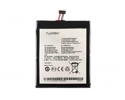 Аккумулятор для Alcatel 5025D Pop 3 TLp029A1 2910mAh