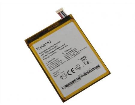 Аккумулятор для Alcatel 5054D/7043K/7047D/7048X TLp025A1/TLp025A2 2500mAh