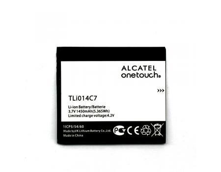 Аккумулятор для Alcatel Pixi First 4024D TLi014C7 1450mAh