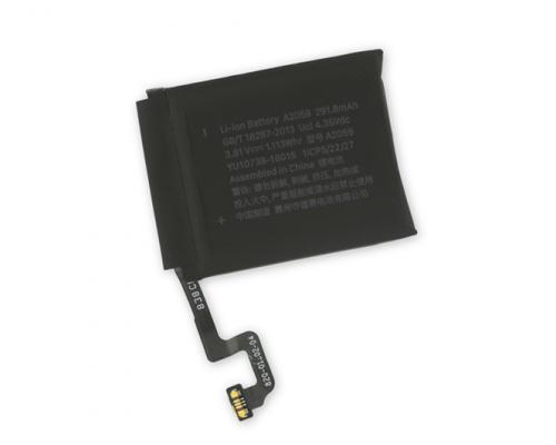 Аккумулятор для Apple Watch 4 44мм