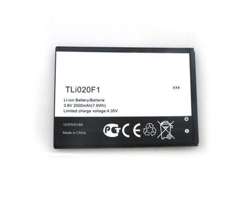 Аккумулятор для Alcatel 5045D/5010D/5042X/6036Y/7041D TLi020F1/TLi020F 1400mAh