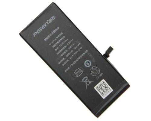 Усиленный аккумулятор для iPhone 6 Plus Pisen 3380mAh