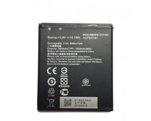 Аккумулятор для Asus ZenFone Go 5.0 ZB500KL/ZB500KG B11P1602 2600mAh