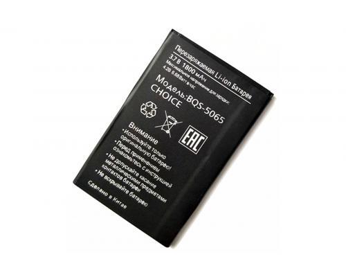 Аккумулятор для BQ 5065 Choice 1800mAh