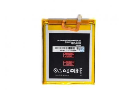 Аккумулятор для Fly FS518/FS522/Cirrus 13/Cirrus 14 BL9601 2400mAh