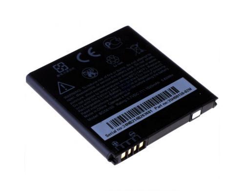 Аккумулятор для HTC EVO 3D/Titan/X315e/Sensation XL/Sensation/Sensation XE BG58100 1520mAh