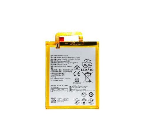Аккумулятор для Huawei Nexus 6P HB416683ECW 3450mAh (аналог)