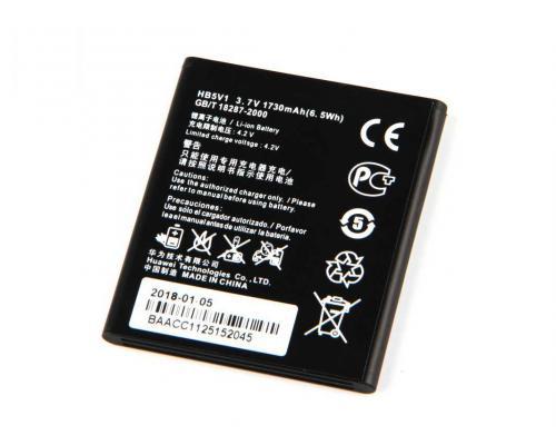 Аккумулятор для Huawei Ascend G350/Y300/Y511/Y520/Y5C/Y541 HB5V1 1730mAh