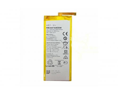 Аккумулятор для Huawei Ascend P8 HB3447A9EBW 2600mAh