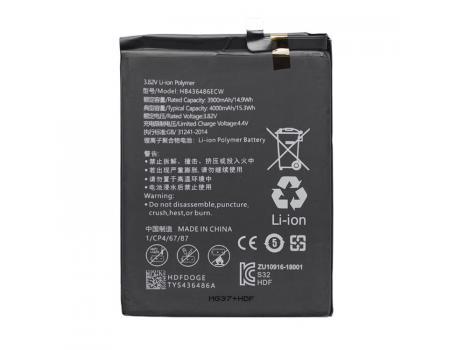 Аккумулятор для Huawei P20 Pro/Mate 20 HB436486ECW 4000mAh