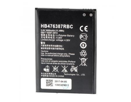 Аккумулятор для Huawei Honor 3X/G750 HB476387RBC 3000mAh