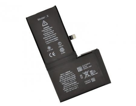 Аккумулятор для iPhone X усиленный 2930mAh