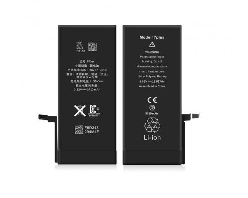 Аккумулятор для iPhone 7 Plus усиленный 3410mAh