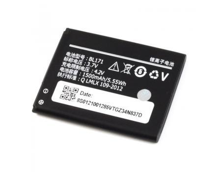 Аккумулятор для Lenovo A390/A319/A376/A368/A500/A60/A65 BL171 1500mAh