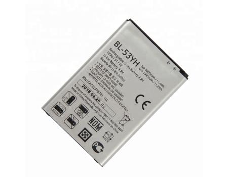 Аккумулятор для LG G3/G3 Stylus BL-53YH 3000mAh