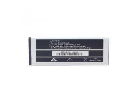 Аккумулятор для Micromax Bolt Q301 1800mAh