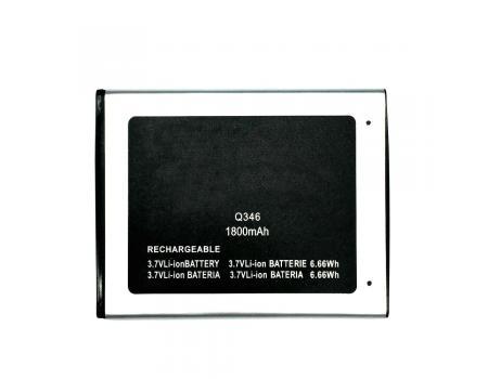 Аккумулятор для Micromax Bolt Q346 1800mAh