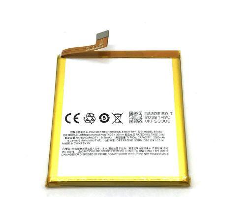 Аккумулятор для Meizu M2 Mini BT43C 2500mAh