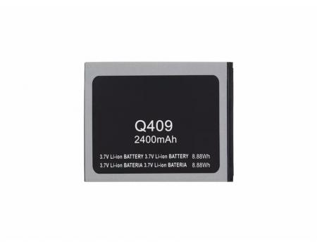 Аккумулятор для Micromax Bolt Supreme 6 Q409 2400mAh