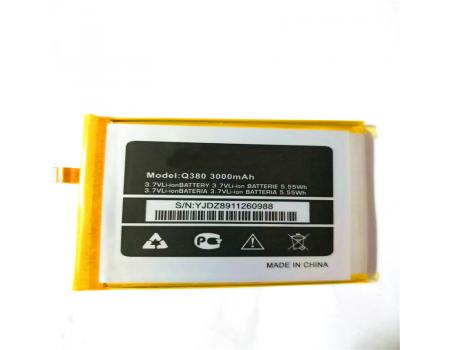 Аккумулятор для Micromax Canvas Spark Q380 3000mAh