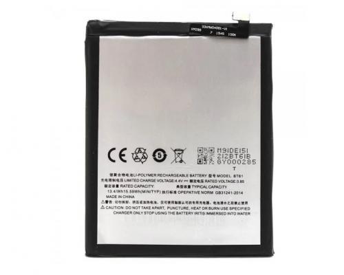 Аккумулятор для Meizu M3 Note 16Gb/L681H BT61 4050mAh
