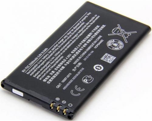 Аккумулятор для Microsoft 640 BV-T5C 2500mAh
