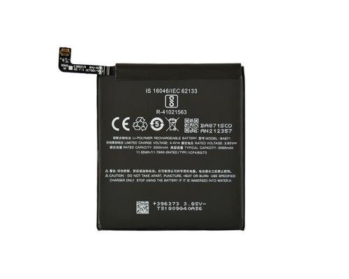 Аккумулятор для Meizu 15 Lite BA871 3000mAh
