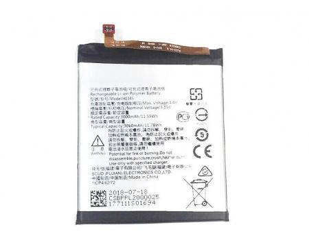 Аккумулятор для Nokia 6.1 2018 HE345