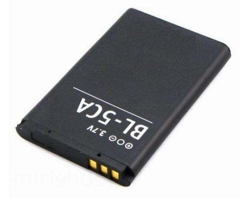 Аккумулятор для Nokia 1200/1208/1680C/106 BL-5CA