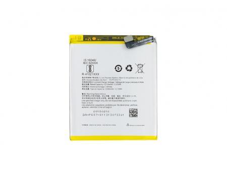 Аккумулятор для OnePlus 6 BLP657 3300mAh