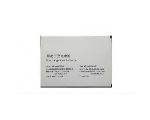 Аккумулятор для Philips S326 AB3000IWMC 3000mAh