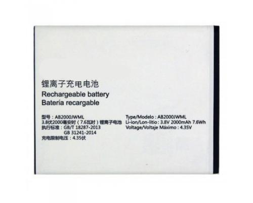Аккумулятор для Philips S337 AB2000JWML 2000mAh