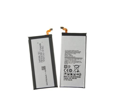 Аккумулятор для Samsung A5 A500F EB-BA500ABE 2300mAh