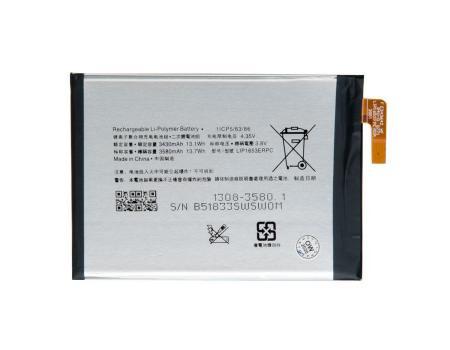 Аккумулятор для Sony Xperia XA1 Plus/XA2 Ultra G3421/G3412/H4213/H4413 LIP1653ERPC 3580mAh