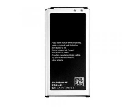 Аккумулятор для Samsung G800/S5 mini/S5 mini Duos EB-BG800BBE 2100mAh