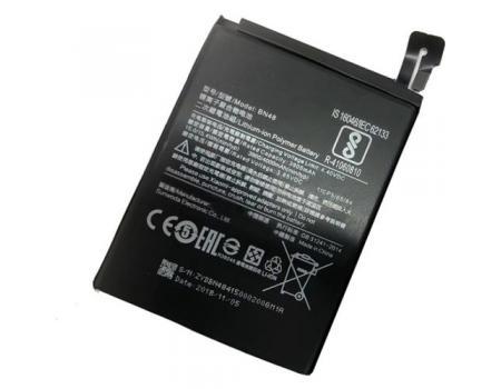 Аккумулятор для Xiaomi Redmi Note 6 Pro BN48 3900mAh