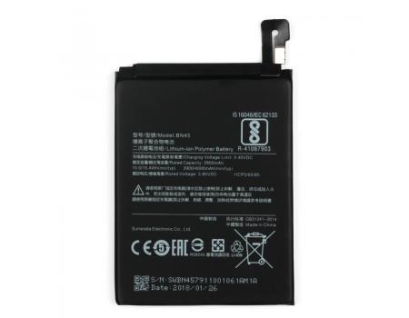 Аккумулятор для Xiaomi Redmi Note 5/Note 5 Pro BN45 4000mAh