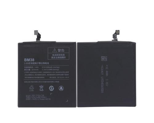 Аккумулятор для Xiaomi Mi4S BM38 3210mAh (аналог)