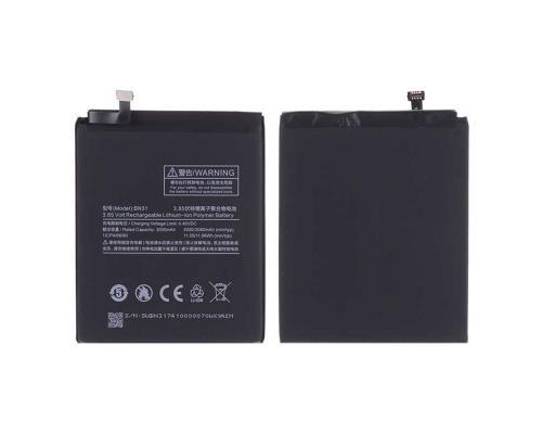 Аккумулятор для Xiaomi Mi 5X/Mi A1/Redmi Note 5A/Redmi Note 5A Prime/Redmi S2 BN31 3000mAh