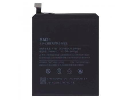 Аккумулятор для Xiaomi Mi Note BM21 3000mAh