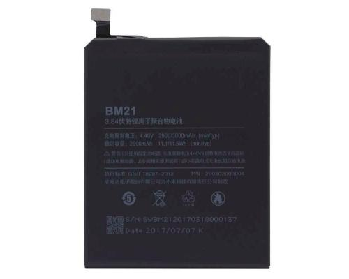 Аккумулятор для Xiaomi Mi Note BM21 3000mAh (аналог)