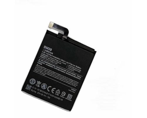 Аккумулятор для Xiaomi Mi 6 BM39 3350mAh