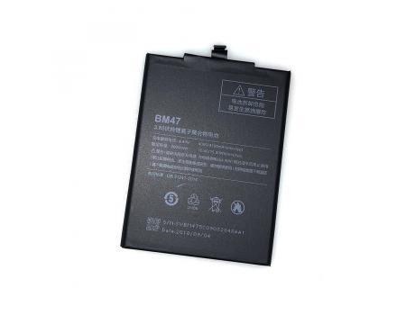 Аккумулятор для Xiaomi Redmi 3/Redmi 3S/Redmi 3 Pro/Redmi 4X BM47 4100mAh