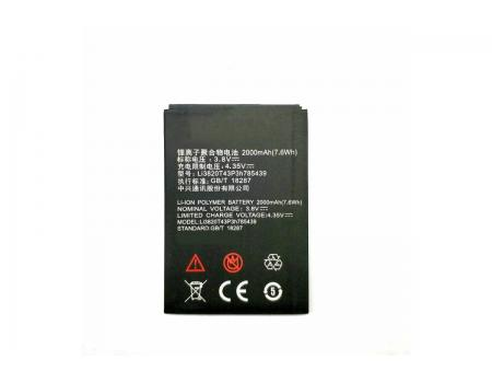 Аккумулятор для ZTE Blade L3/Blade L370 Li3820T43P3h785439 2000mAh